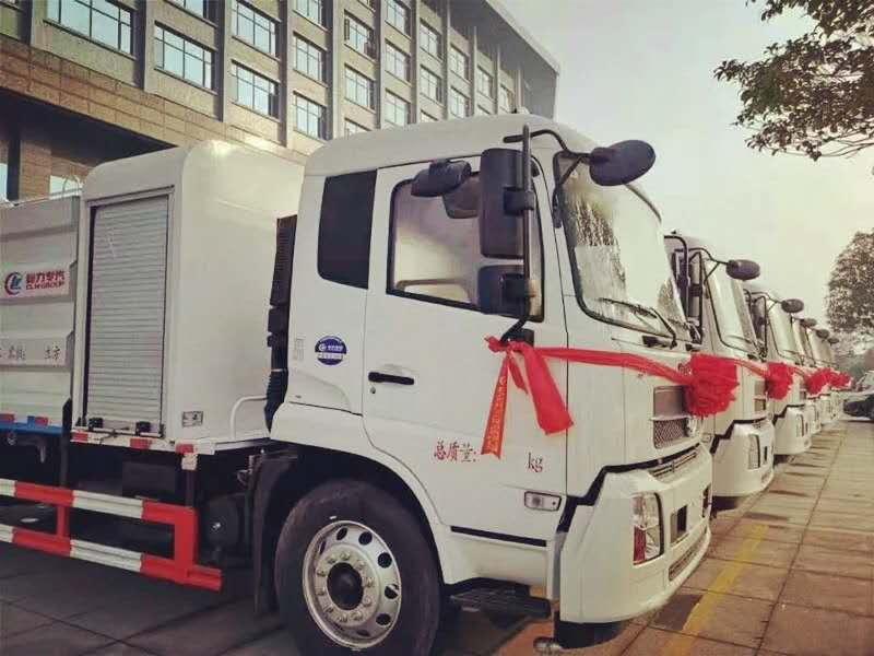 程力集团新春首战告捷,跨月完成专汽产值5亿元实现新年开门红!